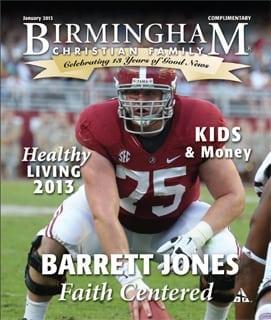 Birmingham Christian Family Magazine January 2013