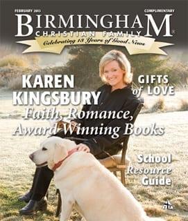 Birmingham Christian Family Magazine February 2013