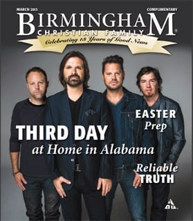 Birmingham Christian Family Magazine March 2013