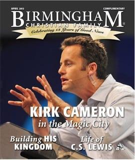Birmingham Christian Family Magazine April 2013