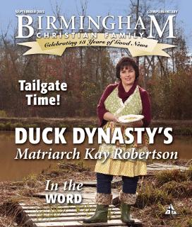 Birmingham Christian Family Magazine September 2013