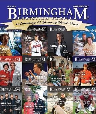 Birmingham Christian Family Magazine July 2013