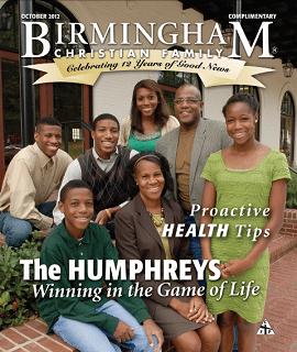 Birmingham Christian Family Magazine October 2013