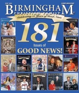 Birmingham Christian Family Magazine July 2015