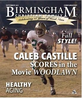 Birmingham Christian Family Magazine September 2015
