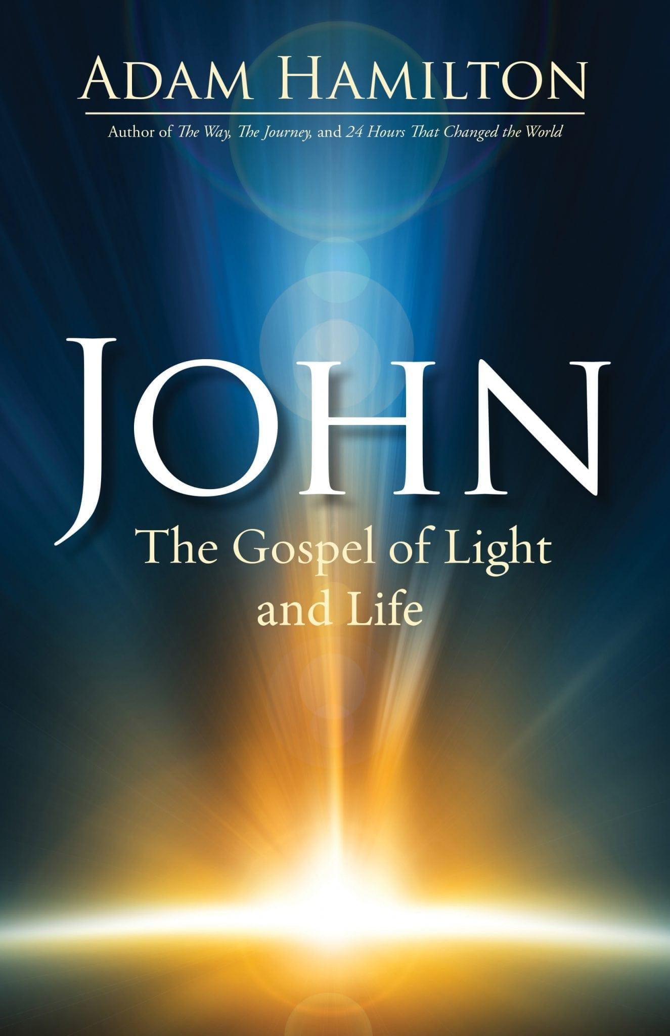 Best Books John-The Gospel of Light and Life_Hamilton March 16 COVER ART