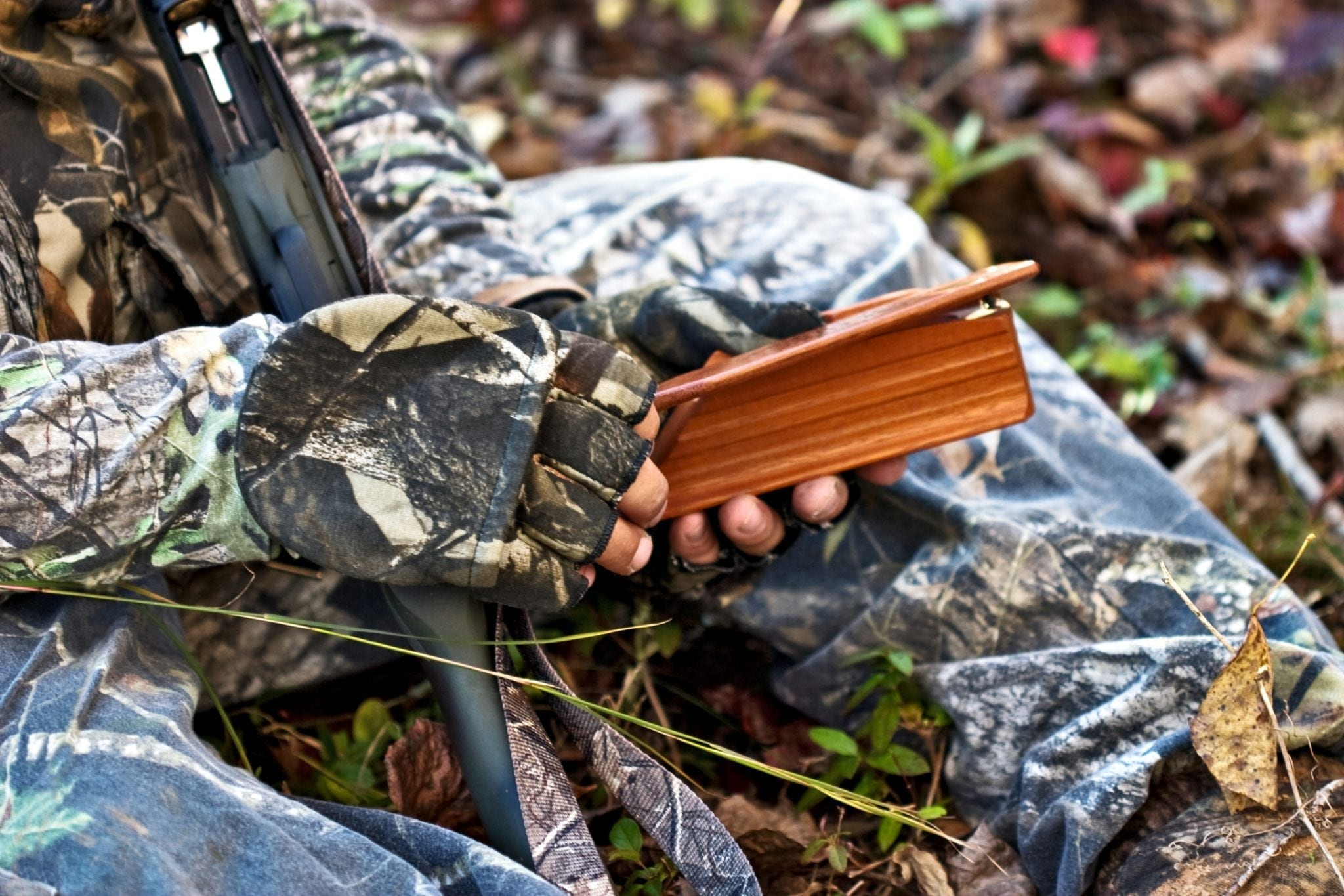 turkey hunter call