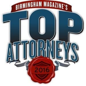 Ad Bradford & Holliman TOP ATTORNEY LOGO