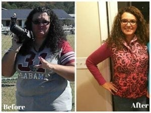 Healthy Living Henderon Walton Sheree Reeves before and after_weight loss