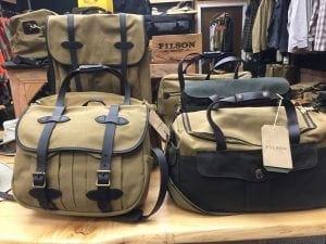 Great Outdoors Aug 16 Filson Luggage wide IMG_1439