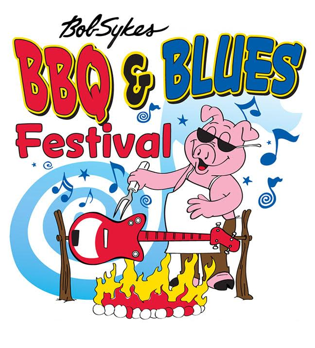 """<em>Van Sykes the 2nd generation owner and pit master of Bob Sykes Bbq Restaurant, says """"We're excited to celebrate the 60th birthday of Bob Sykes Bbq at our yearly Bbq &amp; Blues Festival!""""</em>"""