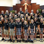 Student Recognition at Prince of Peace