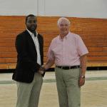 """Mr. Basketball"" Returns to Alma Mater, John Carroll"