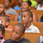 Reaching Kids for Christ Through Music