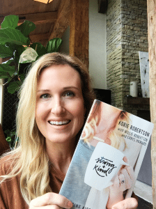 """<em>In the new content in her re-release of Strong and Kind: And Other Important Character Traits Your Child Needs to Succeed (Thomas Nelson, 2017), Korie Robertson shares how a missed flight to Birmingham and the adoption of son, Rowdy, reminded her that """"God's plans for us are greater than we could ever imagine.""""</em>"""