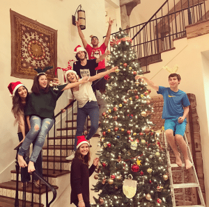 """<em>In 2016, the Robertsons celebrated the addition of their sixth child, 12-year-old Rowdy. """"It's been a crazy transition but God has been so good and faithful throughout it,"""" says Korie Robertson.</em>"""