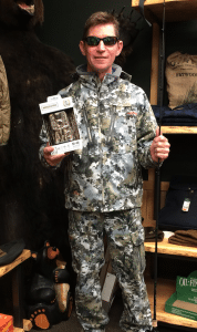 <em>Whether it's a rod and reel, range finder or camo clothing you need help with, Joe Phillips has the scoop on the best buys. His top ten gift list includes the Shimano Curado K Reel and the G-Loomis IMX Pro 853C JWR Rod as well as the Sitka Mountain Jacket. Visit him at Mark's Outdoors.</em>