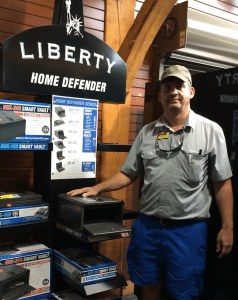 <i>For 17 years John Fuller has been helpingcustomersat Mark's Outdoors. He can answer any question you have about safes and help you choose the one that is right for you and your family.</i>