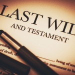 Don't Delay- Make Sure You Have a Will
