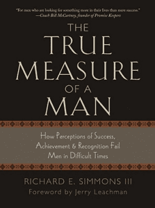 "<em>Simmons book, The True Measure of a Man, is being used as part of a small group Bible study with inmates in Alabama and Georgia prisons. Each participant receives a prison edition copy of the book and the studies are led by the Center for Executive Leadership with help from volunteers, <a href=""http://www.thecenterbham.org"">www.thecenterbham.org</a>.</em>"