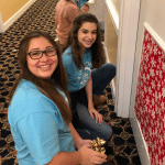 Working Together to Help Others: Our Lady of Sorrows Catholic School
