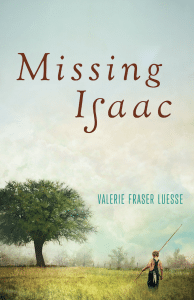 Missing Isaac author Valerie Fraser Luesse grew up in Harpersville, Ala. and lives in Birmingham. She is an award-winning writer and a senior travel editor for Southern Living.