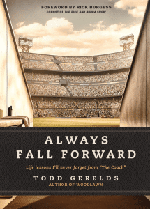 <em>Birmingham author Todd Gerelds' latest book is a great gift idea for a new graduate or for dad on Father's Day. Find it at Sanctuary Christian Books and Gifts.</em>