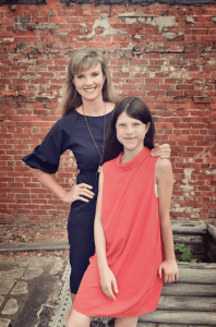 "<em>""Advice I've been given lately, having a middle school daughter for the first time, is this too shall pass,"" Missy Robertson says with a laugh of raising daughter Mia, now 14. ""God is ultimately in charge but he's given us the responsibility of leading our children, and as long as we take that seriously, we have fun with them, we're open, [we're going to be okay]. Basically, I think the No. 1 thing in raising kids is being honest. Letting them know when you fail. Letting them know when you mess up and apologizing for it, and then they can understand that they can do that too.""</em>"