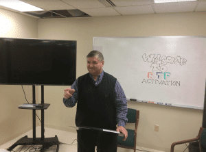 "<em>Rock Hobbs and his team at Transformation Ministries will kick off fall classes the week of August 21. The TM School of Ministry averages about 200 students a semester. Learn more at <a href=""http://www.trministries.org"">www.trministries.org</a>.</em>"