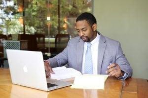 Faith At Work Joel Caldwell Cory Watson Attorneys
