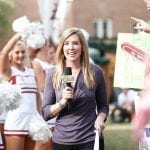 SEC Nation's Lauren Sisler Weighs in on What Matters in the Game of Life
