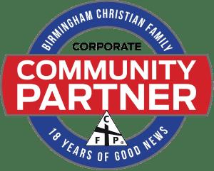 community partner logo transparent