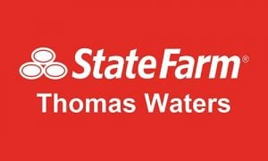state farm thomas waters logo