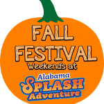 1st Annual Fall Festival at Alabama Splash Adventure Spells Family FUN