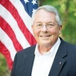 Arnold Mooney Seeks to Serve Second Term as State Representative for House District 43