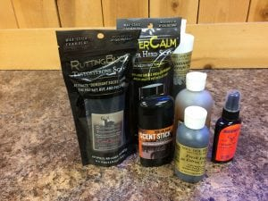 Great Outdoors Marks Deer Scent Attractants IMG 5141