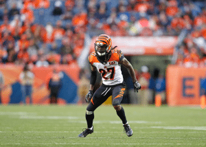 After earning many honors for his football play at Gadsden City High School and the University of Alabama, the Cincinnati Bengals drafted Dre Kirkpatrick in the first round of the 2012 NFL Draft- where he still plays today.