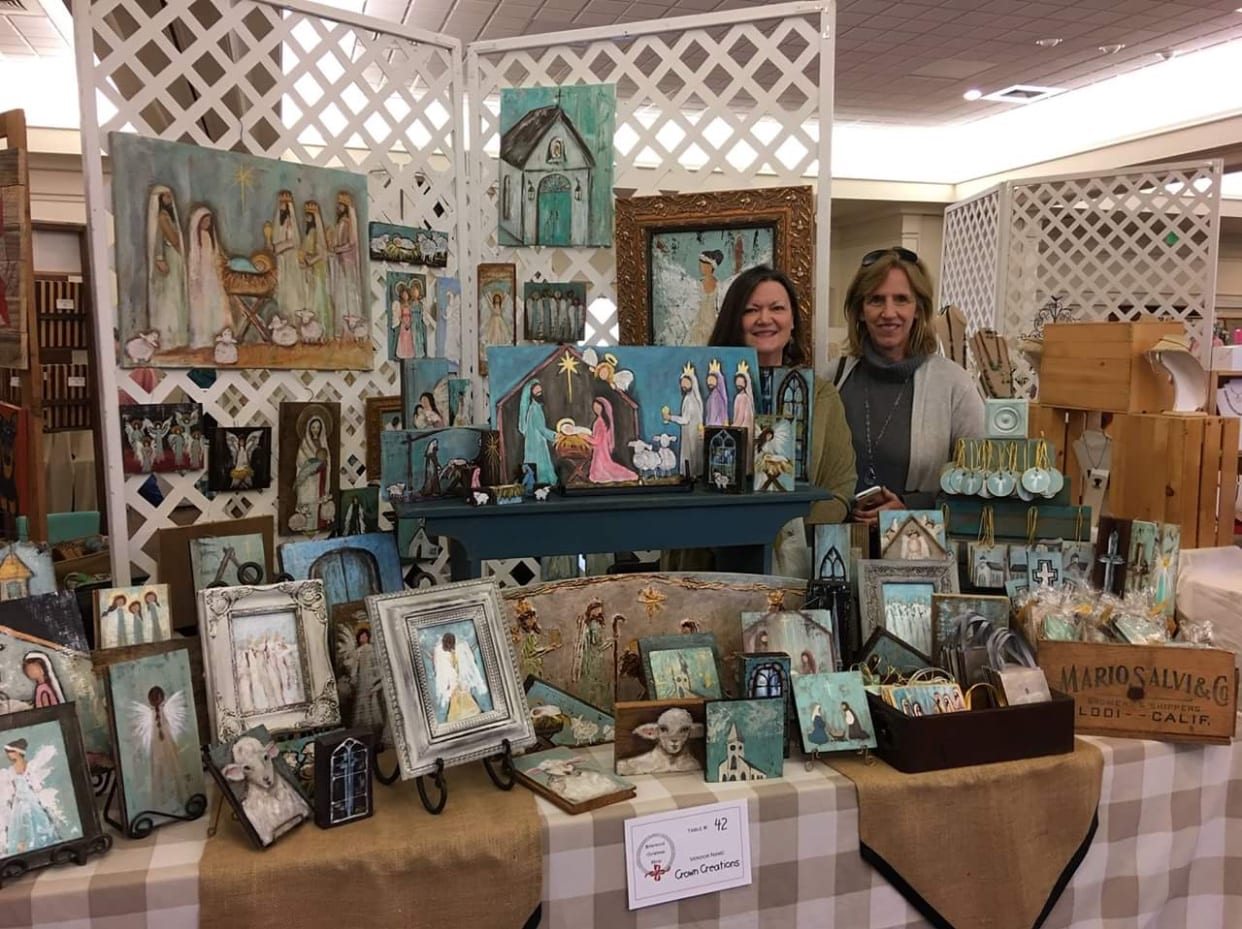 Great Gift Finds At The Briarwood Christmas Shop