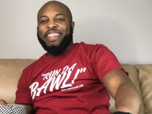 "A master of ""football"" comedy, Birmingham's Jermaine ""FunnyMaine"" Johnson is best known for his social media presence and viral videos related to college football in the South. He will perform stand-up comedy at the StarDome Comedy Club in Hoover on November 20, 21, 23, and 25. As a part of the StarDome's 35th Anniversary Celebration, the Club is giving away a pair of tickets to see FunnyMaine, visit www.facebook.com/stardome for details. For tickets, visit www.stardome.com or call 205-444-0008. Photos Courtesy Jermaine ""FunnyMaine"" Johnson"