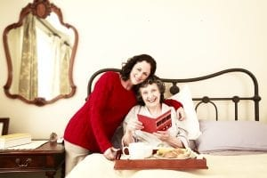 Healthy Living Home Care Assistance Holiday picture option