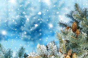 bigstock Winter Christmas background wi 157087073