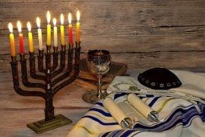 church leaders hanukkah for all Beth Hallel Dec 18
