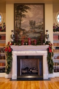 The Samford President's Home will be featured in the 8thAnnual Christmas Home Tour, December 6, 2018. Attendees will be able to tour the home, enjoy refreshments and shop the holiday gift market.