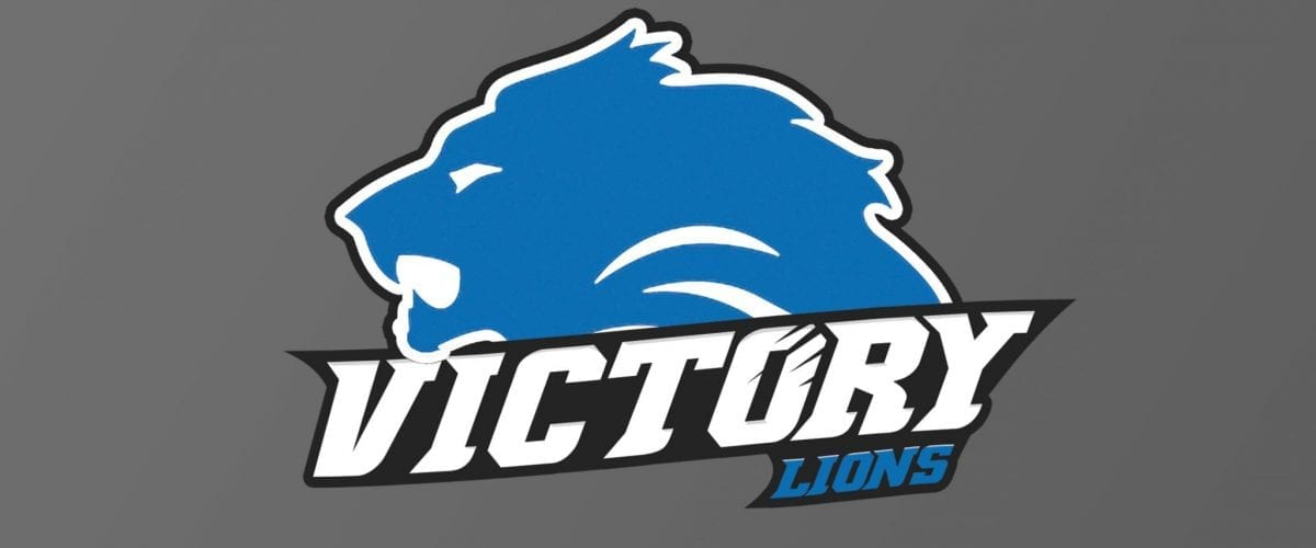 School Guide Victory Christian Logo Lions2019 V1