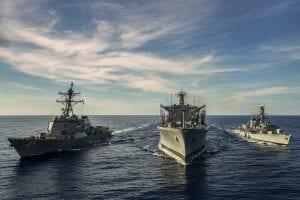 Photo Fun Navy David Campbell