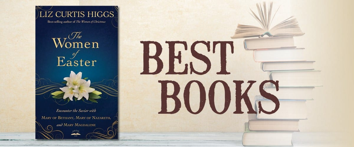 Best Books Featured Image Women of Easter April 19