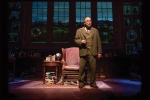City Scene C.S. Lewis Onstage pic of McLean horizontal 1