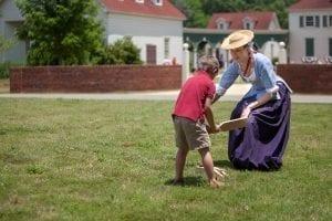 Calendar American Village Memorial Day trap ball 1