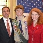 Congratulations Eagle Scouts!