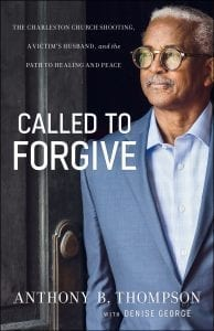 Birmingham's Denise George co-authored Called to Forgive with Rev. Anthony Thompson. George is the wife of the founding Dean of Samford University's Beeson Divinity School, Dr. Timothy George.